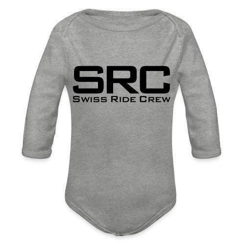 SRC Wintermütze Weiss - Baby Bio-Langarm-Body