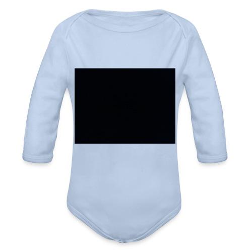 The image - Langærmet babybody, økologisk bomuld
