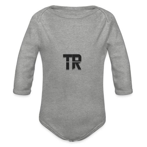 Tatsuki Ron's New Self! - Organic Longsleeve Baby Bodysuit