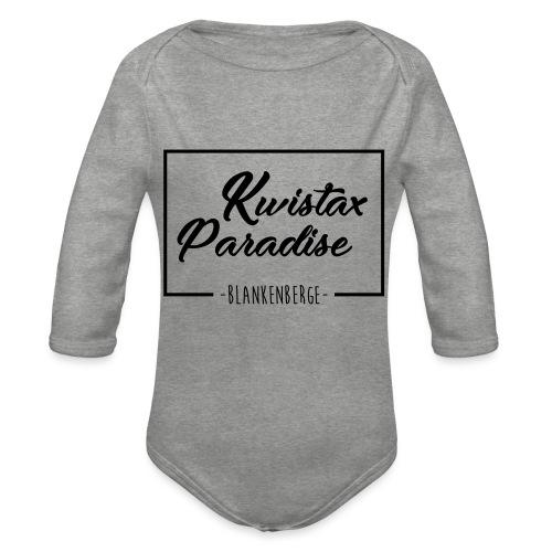 Cuistax Paradise - Body Bébé bio manches longues