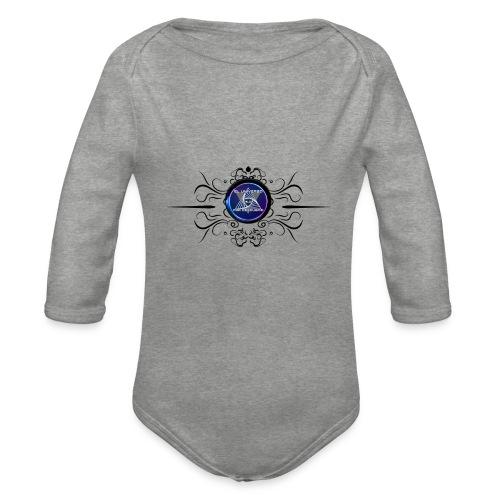EUPD NEW - Organic Longsleeve Baby Bodysuit