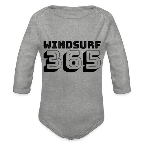 Windsurfing 365 - Organic Longsleeve Baby Bodysuit