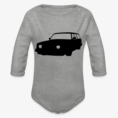 bassbrick - Organic Longsleeve Baby Bodysuit