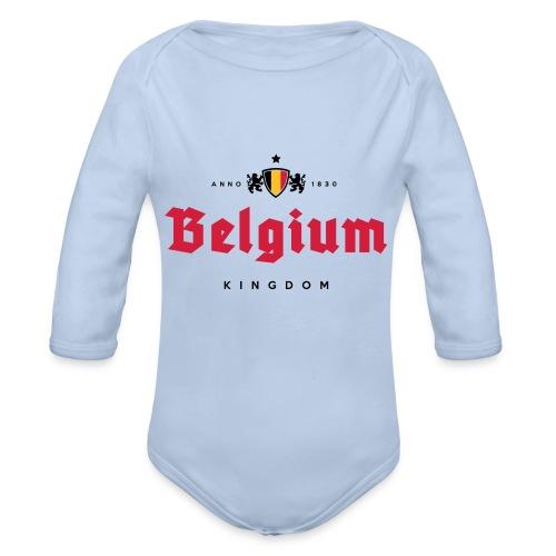 Bierre Belgique - Belgium - Belgie - Body Bébé bio manches longues