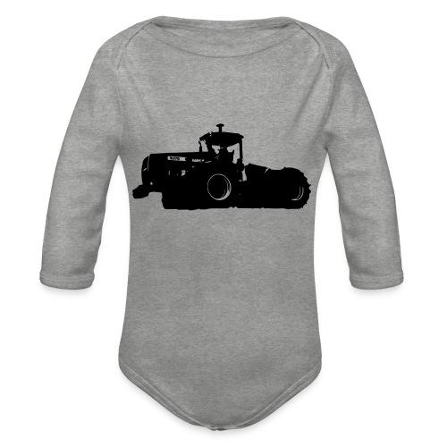 CIH9370 - Organic Longsleeve Baby Bodysuit