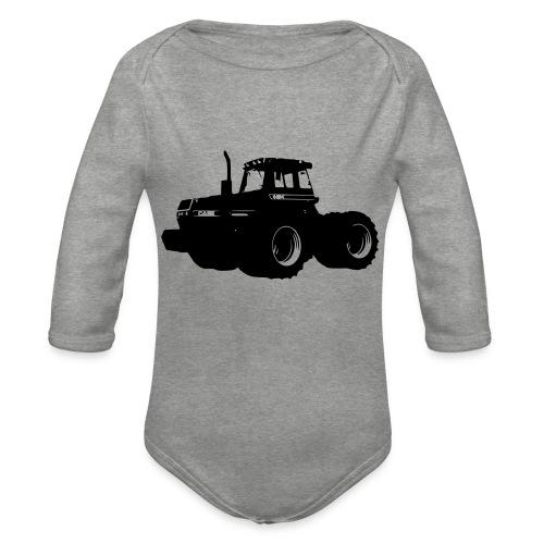 4494 - Organic Longsleeve Baby Bodysuit