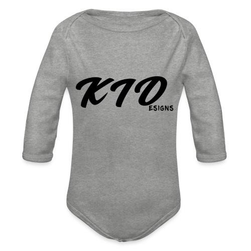 KIDesigns - Organic Longsleeve Baby Bodysuit