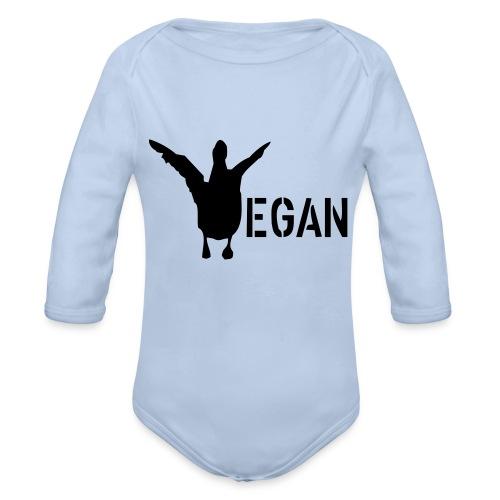 venteklein - Baby Bio-Langarm-Body
