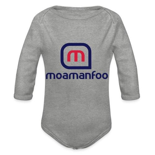 Moamanfoo - Body Bébé bio manches longues
