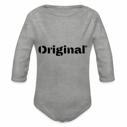 Original, by 4everDanu - Baby Bio-Langarm-Body