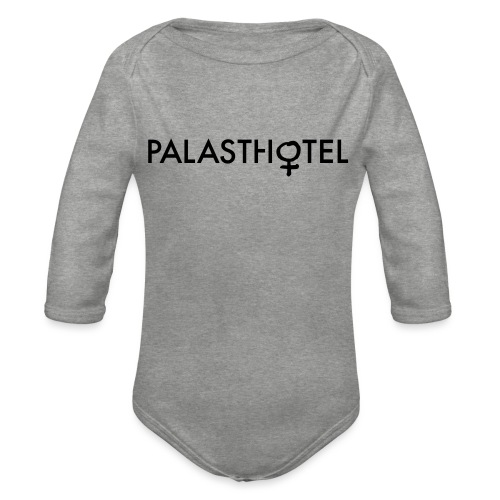 Palasthotel EMMA - Baby Bio-Langarm-Body