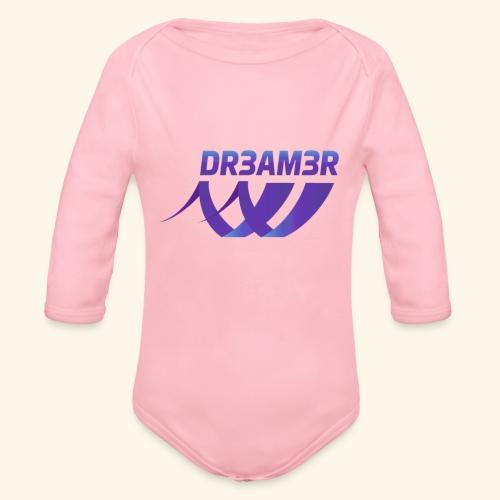 DR3AM3R - Vauvan pitkähihainen luomu-body