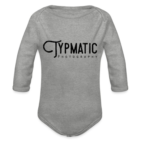 Typmatic Photography - Baby Bio-Langarm-Body