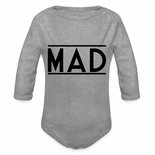 MAD - Body ecologico per neonato a manica lunga
