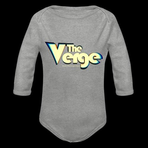 The Verge Vin - Body Bébé bio manches longues