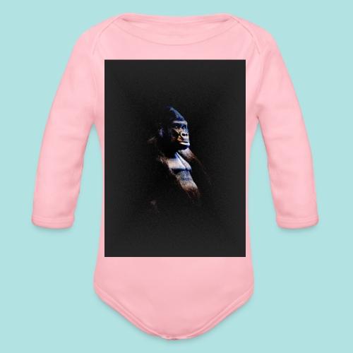 Token of Respect - Organic Longsleeve Baby Bodysuit