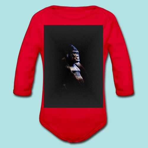 Token of Respect - Organic Longsleeve Baby Bodysuit