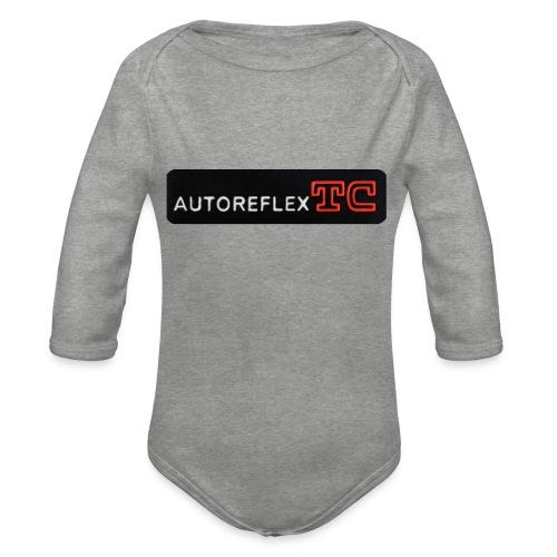 Autoreflex TC - Body ecologico per neonato a manica lunga
