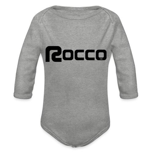ROCCO-CLASSIC - Baby Bio-Langarm-Body