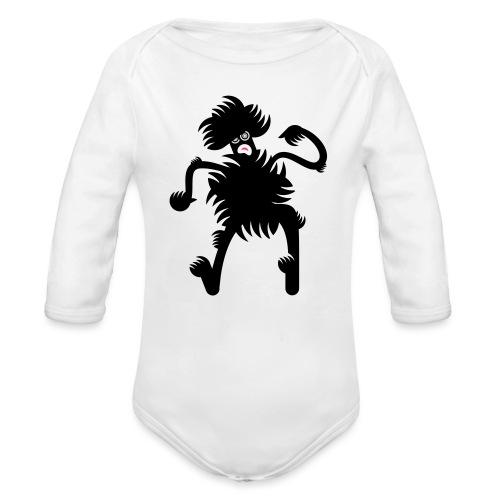 Dancing at the Discoteque - Body ecologico per neonato a manica lunga