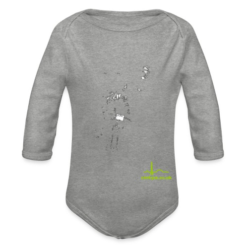 night7 - Organic Longsleeve Baby Bodysuit