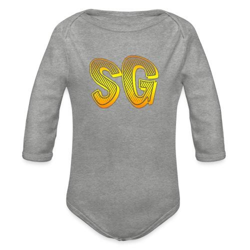 SG Bambino - Body ecologico per neonato a manica lunga