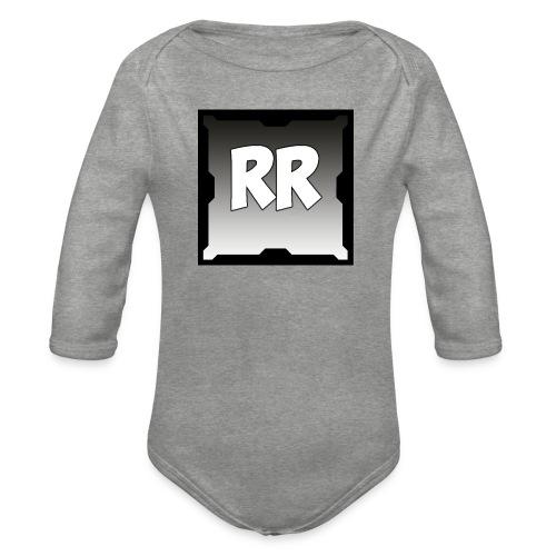 Rixel Simpel - Ekologisk långärmad babybody