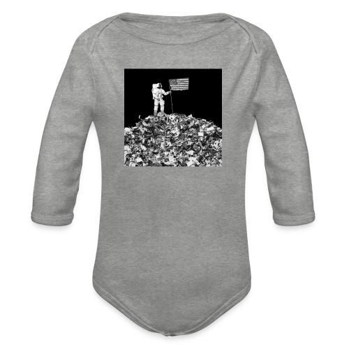Astro - Body ecologico per neonato a manica lunga
