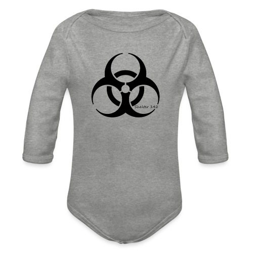 Biohazard - Shelter 142 - Baby Bio-Langarm-Body