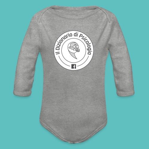 Il Dizionario Di Psicologia - Body ecologico per neonato a manica lunga