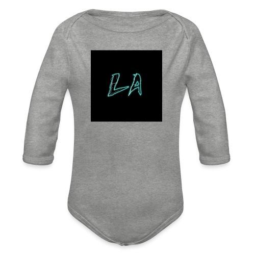 LA 2.P - Organic Longsleeve Baby Bodysuit