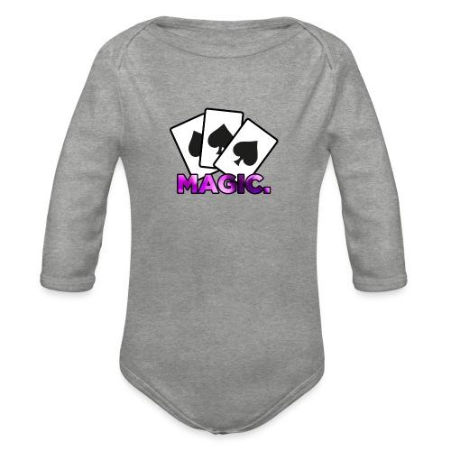 Magic! - Organic Longsleeve Baby Bodysuit