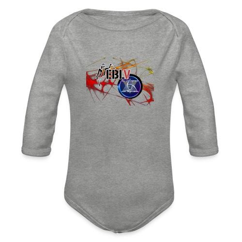 FUSION LOGOS 2 - Organic Longsleeve Baby Bodysuit