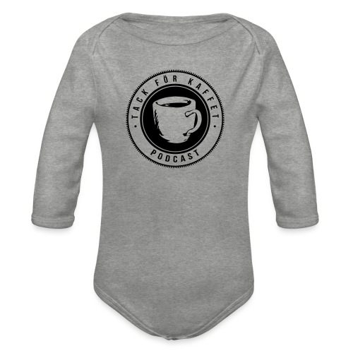 TFK logo - Ekologisk långärmad babybody