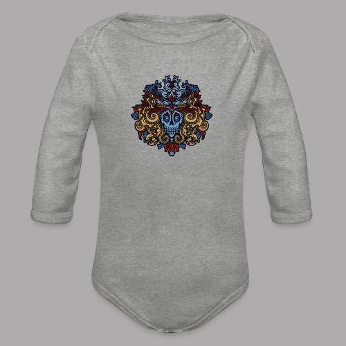 xibalba - Organic Longsleeve Baby Bodysuit