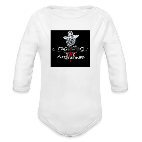 Mr GooD - Body ecologico per neonato a manica lunga