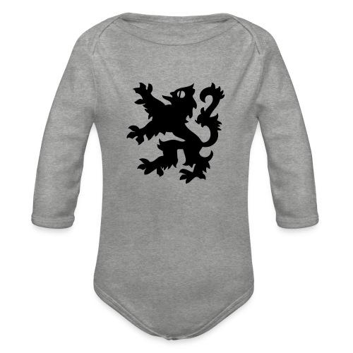 SDC men's briefs - Organic Longsleeve Baby Bodysuit