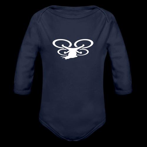 Einseitig bedruckt - Baby Bio-Langarm-Body