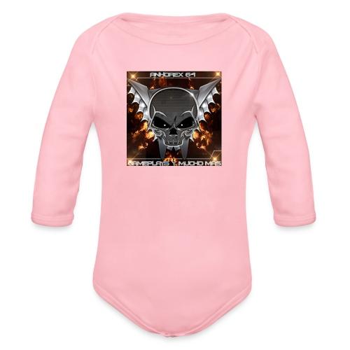 Fundas de móvil de Anhorex 64 - Organic Longsleeve Baby Bodysuit