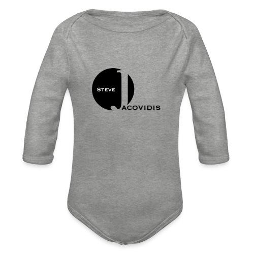 Steve Jacovidis Premium - Organic Longsleeve Baby Bodysuit