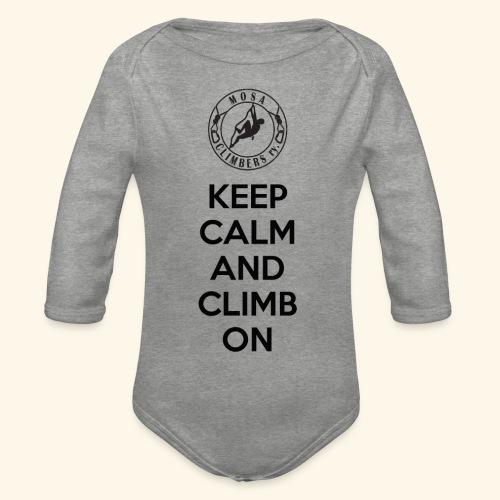 Keep Paita - Vauvan pitkähihainen luomu-body