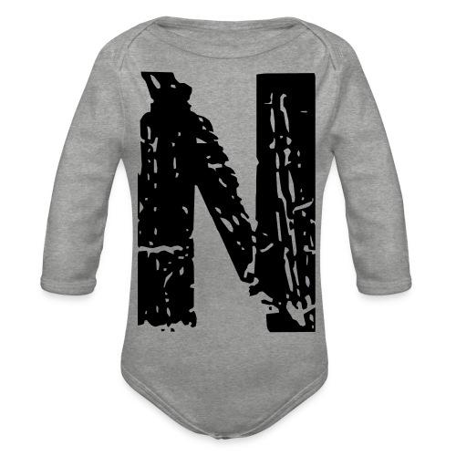 n 28 days later - Baby Bio-Langarm-Body