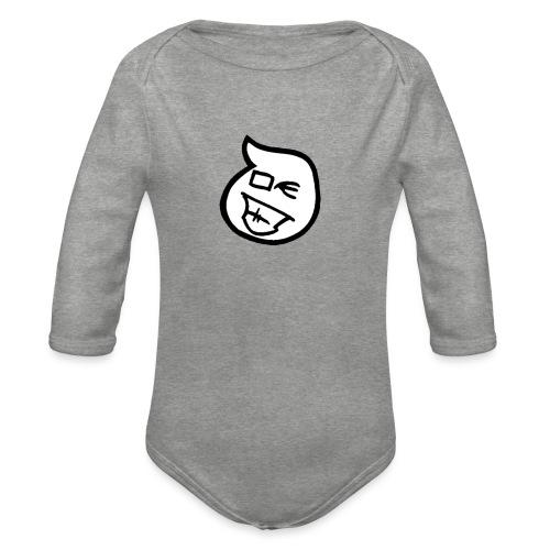La Chose - Body Bébé bio manches longues