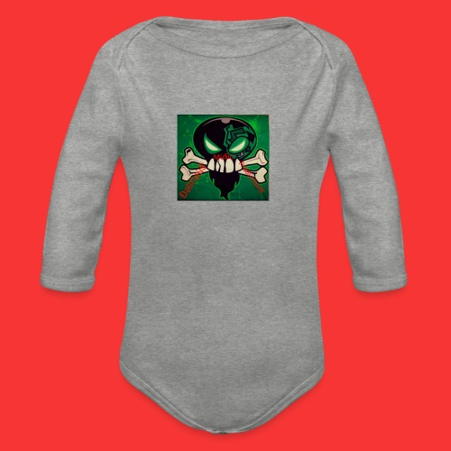 Delirious Music Productions - Organic Longsleeve Baby Bodysuit