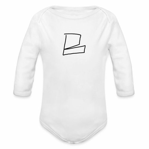 the original B - Organic Longsleeve Baby Bodysuit