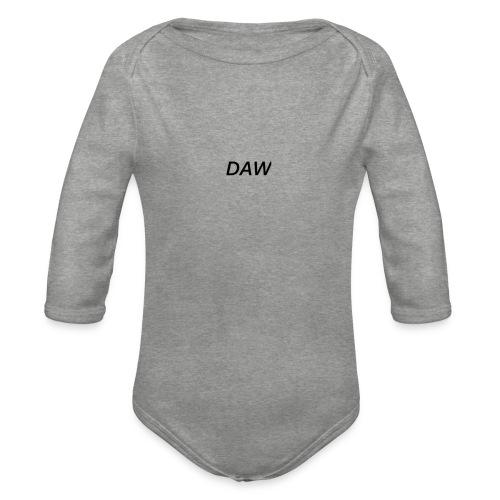 DAW - Organic Longsleeve Baby Bodysuit