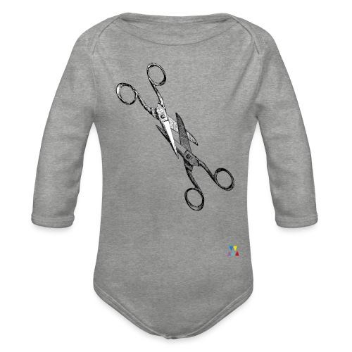 Scissor sisters - Body Bébé bio manches longues