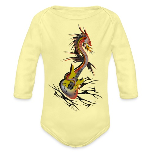 Guitar Dragon - Baby Bio-Langarm-Body