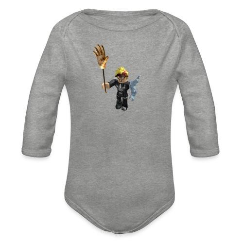 iPhone Case - Organic Longsleeve Baby Bodysuit