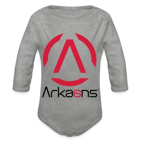 Arkaans Global - Body Bébé bio manches longues
